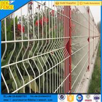 Decorative Flower Garden Wire Mesh Fencing
