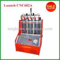 CNC-602A Launch CNC602a Injector Cleaner and Tester ( 220V & 110V)