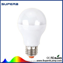 China Manufacturer CE listed high qualtiy cheap price aluminum 7w e27 led bulb light