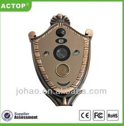 Actop factory wifi door bell home security alarm system
