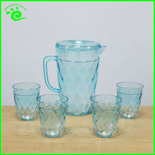 New Clear Cooler Plastic Water Jugs With Lids