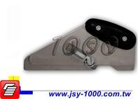 JSY 866 Triangle stainless steel blade rapid slide carpet knife