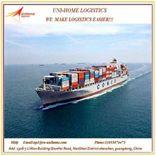 Sea freight service from China/shanghai/shenzhen/ningbo to Wellington,New Zealand