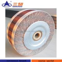 Low Priced Abrasive Flap Wheel/ Stainless Steel Buffing Flap Wheel