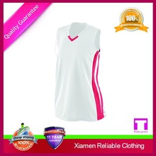 Hot selling top quality basketball jersey set made in China