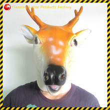 Christmas Horse Costume Christmas Deer Costume Decorative Wall Masks