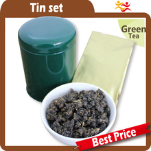 High quality airtight box tin tea packing canister for many types
