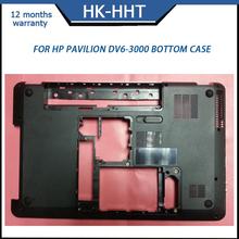 Laptop bottom case coverfor HP DV6-3000 DV6-3100 Bottom cover