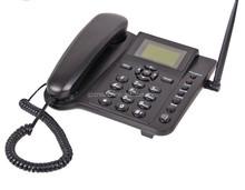 Gsm inalámbrico fijo teléfono ( con inglés o francés portugués menú ) 1 SIM teléfono fijo con ranura de la tarjeta SIM