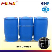 vendita calda destrano soluzione di ferro di ferro ghisa iniettabili