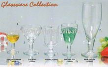 WINE GLASSES , DRINKING GLASS , CHAMPAGNE