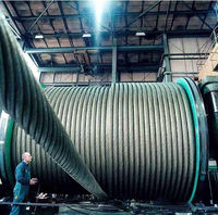 mild stainless steel wire rope for coal