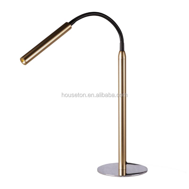 dimmable led desk lamp flexible tube led desk lamp gooseneck led table. Black Bedroom Furniture Sets. Home Design Ideas