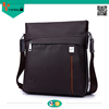 High quality custom Genuine leather men leisure bag messenger bag online shopping
