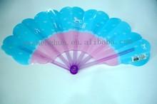 hot sale Hand fan custom printed PP fan Summer Portable plastic fan