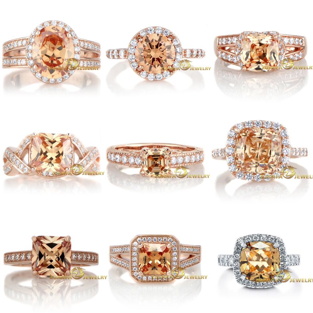 """Custom Made 24"""" 30"""" 36"""" 8mm Cubic Zirconia Stainless Steel ..."""