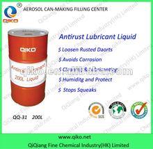Anti-rust Liquid/ Anti-rust Lubricant Spray/ Anti-rust Oil
