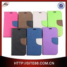 Guangzhou Celulares De Accesorios Cuero+PC Flip Cover Funda Forro Protector Estuche para S3 i9300