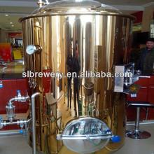 restaurant bar cafe pub brew equipment 5bbl electric brewing system