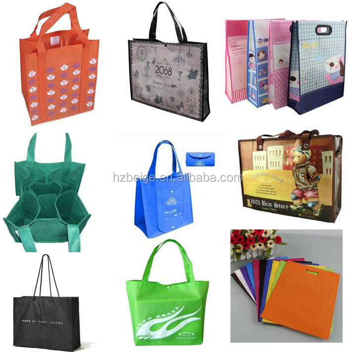 2014 Custom non woven shopping bag,recyclable non woven shopping bag,pp non woven shopping bag
