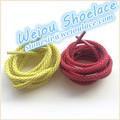 rojo 2015 cordones de arranque 3m cordones de zapatos de empate fácil cordones de los zapatos de cordones de la cinta