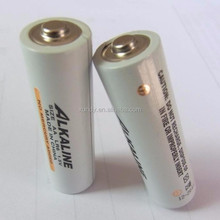 AA Size 1.5V Nominal Voltage SUPER ALKALINE BATTERY
