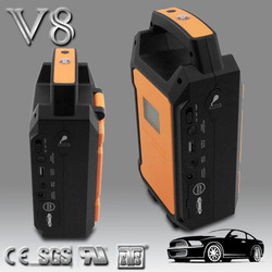 Emergency Multi-Function Mini Portable Car Jump Starter Start 15V Car Engine Emergency Battery Power Bank Fast Charge