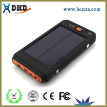 2015 new product 11200mAh laptop solar charger power bank in alibaba China