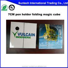 customized promotional advertising magic cubes