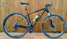 "new carbon 29er mtb frame mountain bicycle frame made of full toray t800 carbon 29er frame 17""/18.5"""