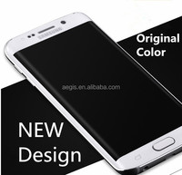 New Design 3D Full Cover For Samsung S6 & S6 Edge Tempered Glass Screen Protector