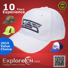 15 years Production for Promotional Baseball Cap MOQ 50