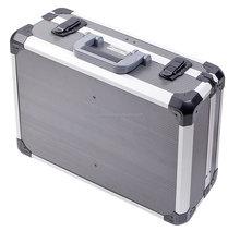 Aluminium briefcase / hard carry case / equipment / tools