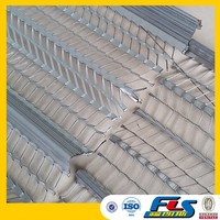 Steel Slab Building Curved Concrete Forms