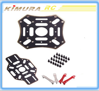 F02192-J JMT RC 4 Axis Multi heli Quadcopter ARF Kit : F450 Frame + KK Flight Control Board + HOBBYWING ESC + Carbon Fiber Pros