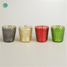Popular items for red mercury glass holder