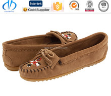manufacturer cheap suede loafers