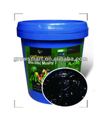 Mushy Humic acid &Seaweed Concentrated Fertilizer
