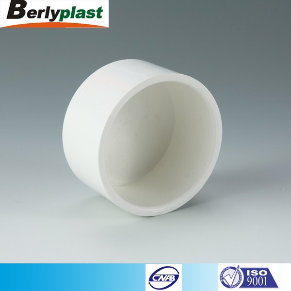 Best products plastic white pipe end cap buy