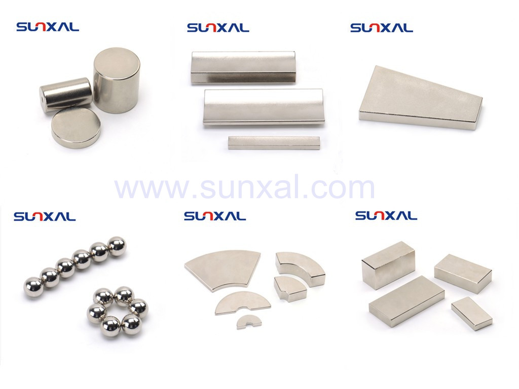 Permanent Electric Motor Magnets From Ningbo Sunxal
