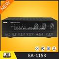 karaoke amplificador mezclador hecha en china de alta calidad rakitan amplificador