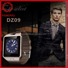 Outdoor Sport Anti-lost DZ09 smart watch wireless for Android & ISO