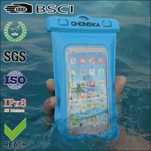 New style waterproof bag with earphone for Iphone4/4s