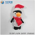 Dedo de la felpa ( penguin ), personalizado juguetes, CE / ASTM seguridad stardard