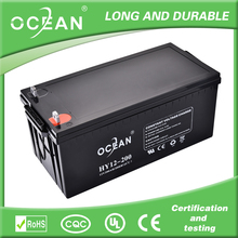opzv opzs pzs12v 200ah professional deep cycle solar deep cycle ups battery for battery solar, UPS, Inverter with high quality