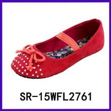 girls bead flat shoes girls fancy shoes sweat sandal shoes for girls