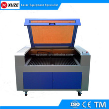 On discount Rabbit XZ-1290HQ computer fabric laser cutting machine
