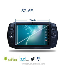 "Cheap 7"" touch screen Quad core Android wifi best gaming console"