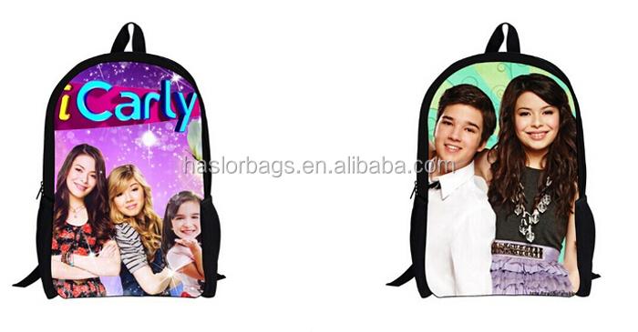 La mode pas cher sac à dos scolaire icarly pour fille