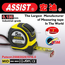Promotional tape measure tools retractable steel tape measure,magentic metric blade tape measure